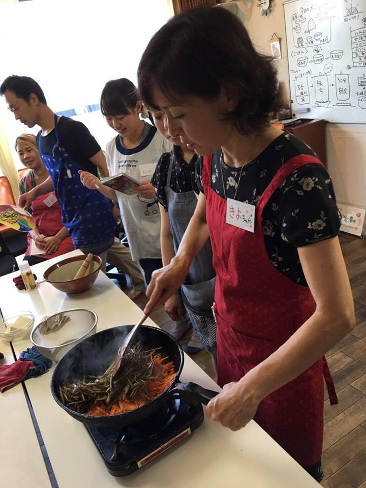 1026マクロビ料理教室