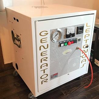 活性酸素除去&若返り「水素吸引装置」を自然療法施術院に設置!